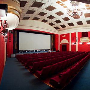 Кинотеатры Торопца