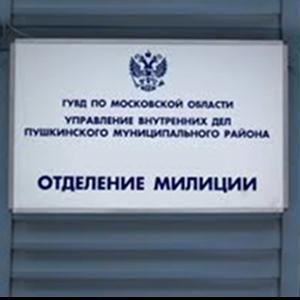 Отделения полиции Торопца
