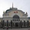 Железнодорожные вокзалы в Торопце