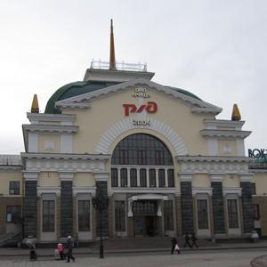 Железнодорожные вокзалы Торопца